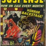 """""""Horror backstage"""" – Auftrittskünstler wie ich haben lange auf dieses Titelbild warten müssen."""